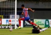 Bahia vence o Jacuipense e garante classificação na semifinal | Foto: Felipe Oliveira | EC Bahia