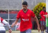 Após baixas no meio-campo, Paulo Vitor quer agarrar chance no time do Vitória | Foto: Letícia Martins | EC Vitória