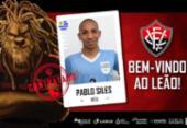 Vitória oficializa contratação de meia uruguaio | Foto: Divulgação | E.C.Vitória