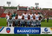 Finalista em 2021, Bahia de Feira comemora aniversário do título baiano | Foto: Reprodução | Instagram