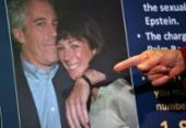 Julgamento de ex-namorada de Jeffrey Epstein é adiado | Foto: AFP