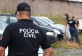 Polícia cumpre mandados de prisão por tráfico e homicídio em Ilhéus | Foto: Divulgação | SSP-BA
