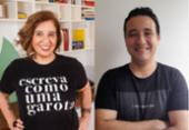 Jornalista e psicoterapeuta realizam live para debater poder terapêutico da escrita | Foto: Divulgação