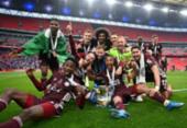 Com torcida, Leicester vence Chelsea e conquista Copa da Inglaterra | Foto: Reprodução