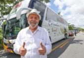 Lula diz que voltará a viajar pelo país: