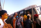 Rodoviários antecipam fim de paralisação e ônibus voltam a rodar em Salvador | Foto: Olga Leiria Ag A TARDE