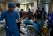 Pelo menos de 58 pessoas morreram em atentado em escola em Cabul | Foto: AFP