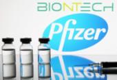 Brasil recebe mais 629 mil doses da vacina da Pfizer nesta quarta | Foto: Reprodução