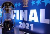 Copa do Nordeste divulga imagens do prêmio