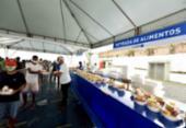 Restaurantes populares voltam a oferecer refeições no ambiente interno | Foto: Valter Pontes | Secom