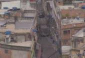 Tiroteio durante operação policial deixa 25 mortos no Rio de Janeiro | Foto: Reprodução TV Globo