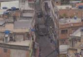 Polícia nega execuções no Jacarezinho | Foto: Reprodução TV Globo