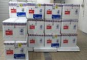 Bahia recebe 297 mil vacinas e inicia distribuição para municípios | Foto: Divulgação | Sesab