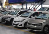Queda nas vendas de veículos novos em abril | Foto: