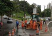 Trecho da Avenida Vasco da Gama é interditado | Divulgação | Transalvador