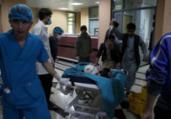 Explosão perto de escola afegã deixa mortos e feridos | Zakeria Hashimi | AFP