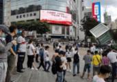 Arranha-céu chinês treme e precisa ser evacuado | AFP