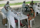 Salvador: saiba onde fazer teste para detecção de Covid | Olga Leiria | Ag. A TARDE | 24.4.2021