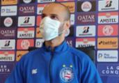 Thaciano cita desgaste, mas tem 'boas expectativas' | Divulgação | E.C.Bahia
