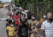 Atraso da Coronavac atinge 239 mil pessoas no estado | Uendel Galter | Ag. A TARDE