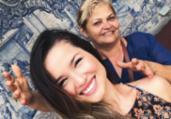 Juliette revela que pagará cirurgia da mãe com prêmio | Arquivo Pessoal