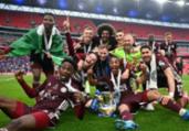 Leicester vence Chelsea e conquista Copa da Inglaterra | Reprodução