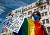 Organização de atos contra Bolsonaro revê estratégias | Felipe Iruatã / A TARDE