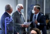 CPI é suspensa após bate-boca entre Otto e Girão | Divulgação