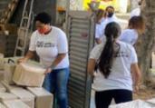 No Dia da Abolição, grupo faz doações na capital baiana | Divulgação