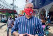 Deputado crítica truculência contra ambulantes em Feira | Divulgação