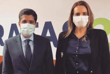 Prefeita de Vitória da Conquista diz que vai continuar no DEM e apoia Neto para 2022