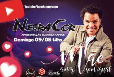 A TARDE FM, Adelmo Casé e Negra Cor fazem live de Dia das Mães neste domingo | Divulgação