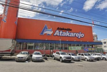 Equipe de segurança do supermercado Atakarejo teria sido responsável pela morte dos homens - Reprodução