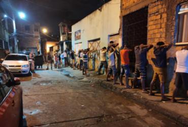 Operação encerra festa com mais de 2 mil pessoas no Arenoso | Divulgação