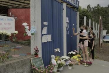 Assassino de crianças e profissionais de creche em SC tem alta e vai para presídio | Sirli Freitas I Divulgação