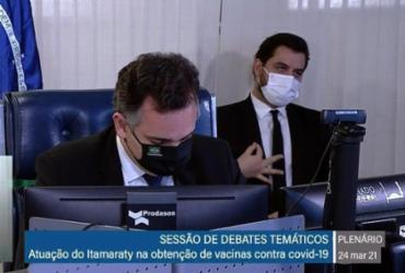 Assessor de Bolsonaro cometeu crime de preconceito no Senado, conclui Polícia Legislativa | Reprodução