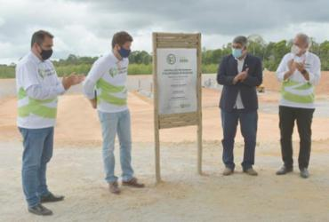Santa Cruz Cabrália ganha um novo aterro sanitário | Divulgação