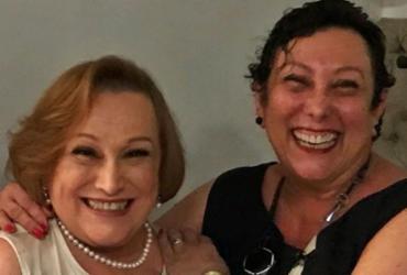 Atriz (direita) perdeu a mãe, Nicette Bruno para o coronavírus em dezembro do ano passado | Foto: Reprodução | Instagram - Reprodução | Instagram