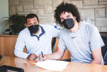 Pivô assinou contrato com franquia na qual começou a jogar na liga | Foto: Divulgação | Cleveland Cavaliers - Divulgação | Cleveland Cavaliers
