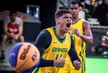 Basquete 3x3: Brasil fica perto das quartas de final do Pré-Olímpico |