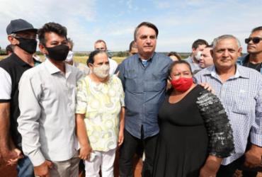 Bolsonaro entrega 307 títulos de terra no MS | PR