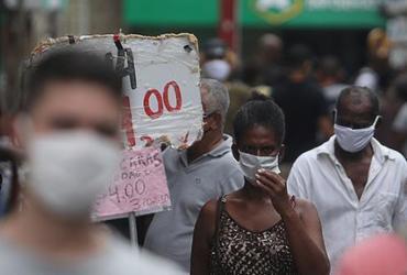 Rio anuncia liberação do uso de máscara em locais abertos a partir desta quarta | Felipe Iruatã | Ag. A TARDE