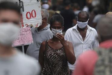 Três capitais brasileiras estudam flexibilizar o uso de máscaras | Felipe Iruatã | Ag. A TARDE