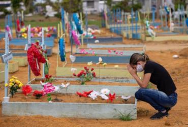 Brasil registra 76.692 casos e 2.494 mortes por Covid-19 em 24h | Michael Dantas | AFP