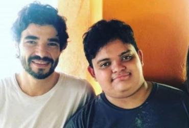 Caio Blat fala sobre reaproximação com filho de 18 anos | Reprodução | Instagram