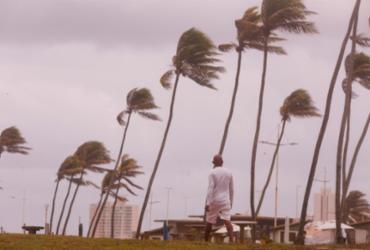 Salvador terá fim de semana com previsão de chuva e tempo fechado | Olga Leiria | Ag. A TARDE