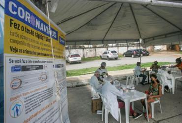 Confira onde realizar testes para detecção de covid-19 em Salvador | Olga Leiria | Ag. A TARDE | 24.4.2021