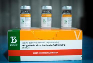 Ministério da Saúde distribui 1 milhão de doses da Coronavac nesta sexta | Reprodução