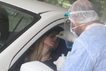 Bahia contabiliza 10 mortes e 439 contaminações pela Covid-19 em 24h   Divulgação   Sesab