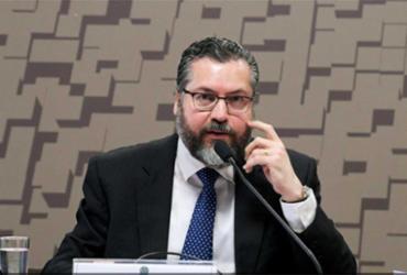 Ernesto diz à CPI que decisão de apoiar EUA contra OMS partiu dele | Pedro França | Agência Senado